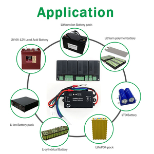 Image 5 - Qnbbm 5S Actieve Balancer Equalizer Bms Voor LiFePO4, Lto, Li Ion 18650 Diy Batterij Balancing