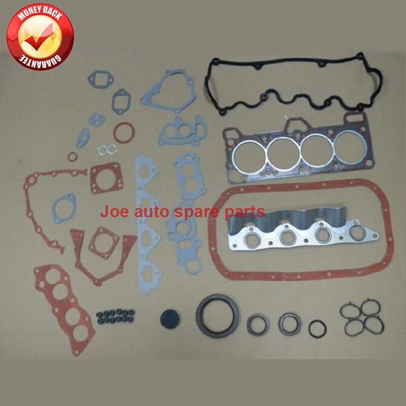 G4EB G4EK Moteur joint Complet kit pour Hyundai Accent Excel 1495cc 1.5L 94-02 20910-22AC0 20910-22AD0 2091022AC0 2091022AD0