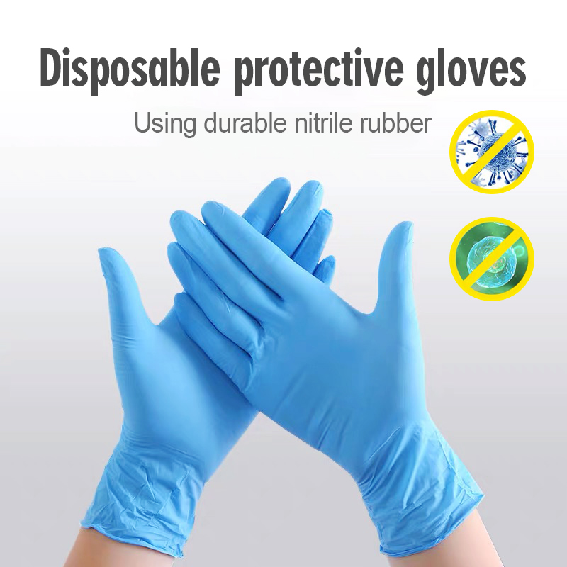 10-50 Pairs Disposable Protective Gloves Household Food Grade Oil And Acid Resistant Protect Hand Anti Acterial Anti Dirty Glove