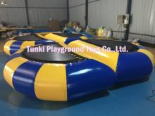 3*2 meters inflatable jumping bouncy trampoline(China)