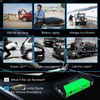 GKFLY Car Jump Starter 12V 600A Portable Starting Device Cable Car Charger Car Battery Booster For Petrol Diesel AUTO Power Bank review