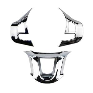 Image 5 - Zlord 3 Teile/satz Auto Lenkrad Dekoration Abdeckung Trim Aufkleber Fit für Peugeot 2008 208 308 2014 2015 2016 2017 2018 2019