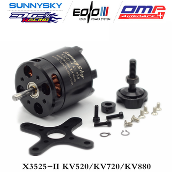 Hot sale Original Sunnysky X3525-II  X-Fixed Wing Series-V2 Brushless Motor for sport  Airplanes