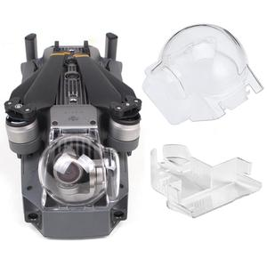 Image 2 - Lens Cap Gimbal Holder for DJI Mavic Pro Platinum Drone Camera Gimbal Protector Dust proof Cover Transport Holder Accessory