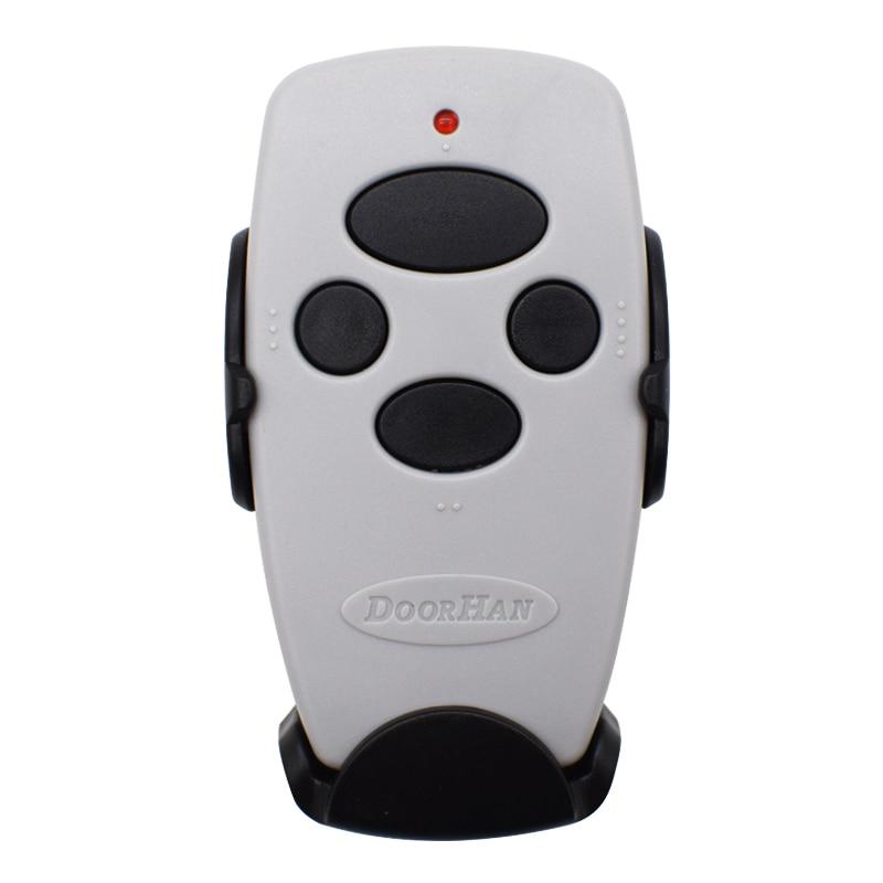 Garage Handset Black Shutter Remote Controller Handset Fob Transmitter Replace