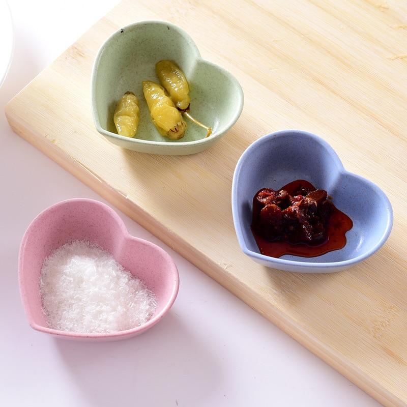 Tableware Plate-Canteen Cutlery-Set Small-Plate Kitchen Dish Seasoning Vinegar-Sauce