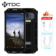 Oukitel WP2 IP68 防水防塵耐衝撃携帯電話 4 ギガバイト 64 ギガバイト MT6750T オクタコア 6.0 18:9 10000 mah 指紋 nfc スマートフォン