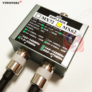 Image 4 - MX62 HAM Antenna Combiner Different Frequency (HF / VHF / UHF) Linear Combiner Transit Station Duplexer