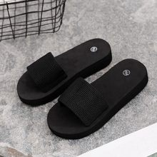 Child Summer Beach Shoes Kids Girl Boys Breathable Shoes Sandals Home Slipper Flip-Flops Flat Shoes Children Summer Shoes 9-13Y(China)