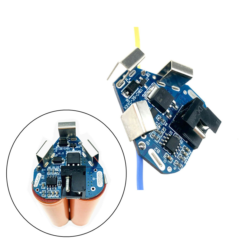 3S 12V BMS DC Electric Tools Hand Lithium Drill Power 18650 Lithium Battery Protection Board Circuit Module For 3 Cell Packs BMS