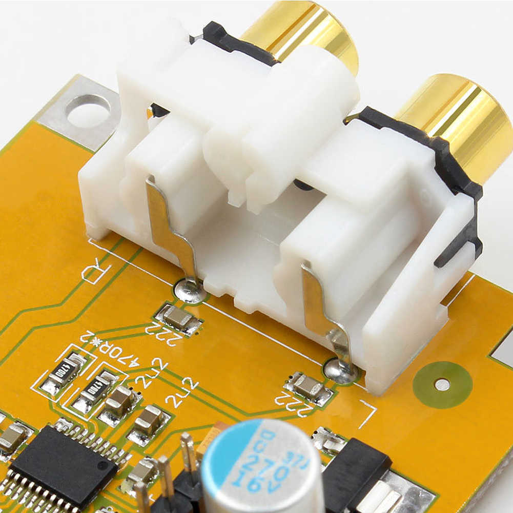 PCM5102 Replacement DAC Decoder Board I2S Player Assembled Electronic Module Audio Video Practical Durable Parts Beyond ES9023