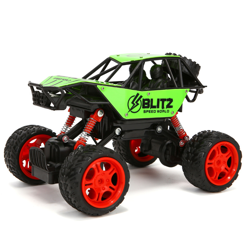 1:16 4WD RC Car Updated  Radio Control RC Car Toys Buggy 2020 High speed Trucks Off-Road Trucks Toys for Children 3C