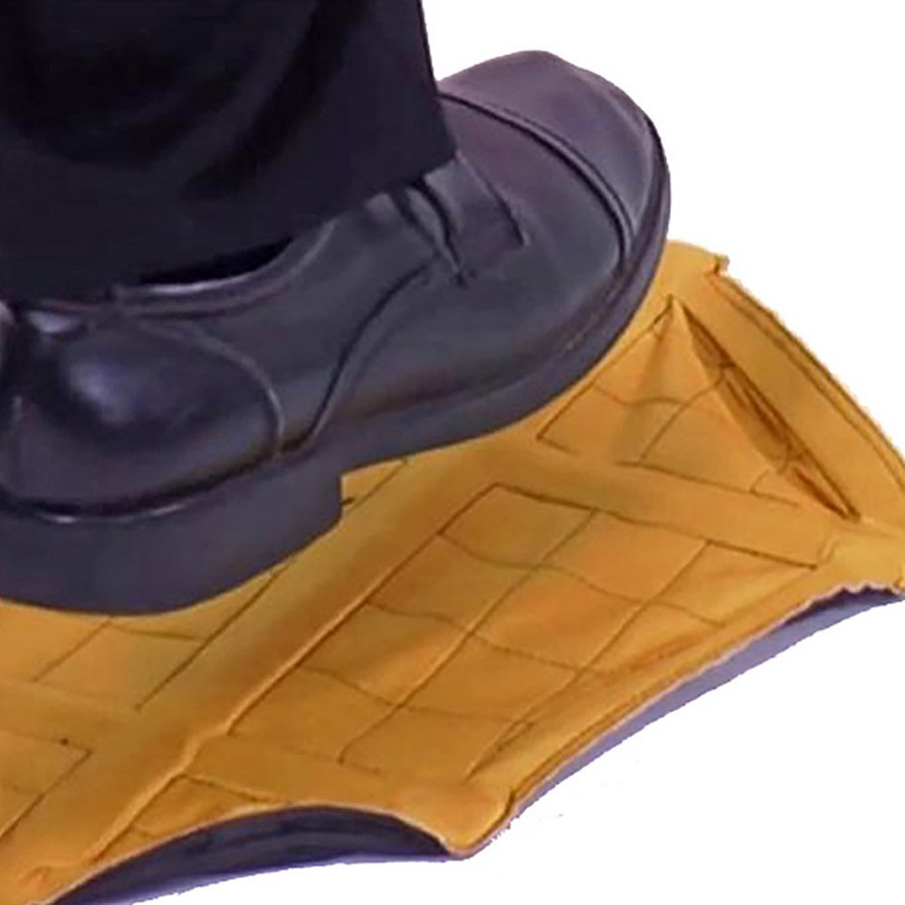 Step In Sock Hands Free Shoe Covers Portable Reusable Step Sock Boot Covers