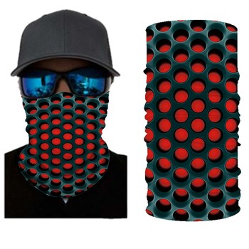 Mask Head Scarf Neck Cover With Safety Filter 1