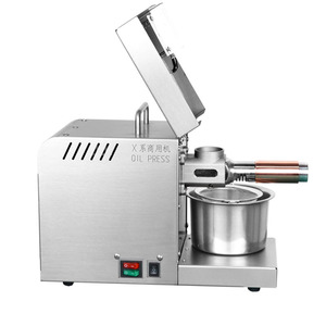 Image 4 - 110/220V Oil presser 610W Household stainless steel Oil press machine Peanut oil maker use for Sesame/Almond/Walnut
