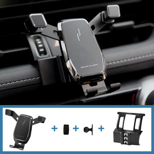 For Toyota RAV4 2019 2020 XA50 Special Buckle Mobile Phone Bracket Accessories