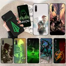 PENGHUWAN green arrow DIY Printing Phone Case cover Shell for Redmi Note 8 8A 7 6 6A 5 5A 4 4X 4A Go Pro Plus Prime(China)