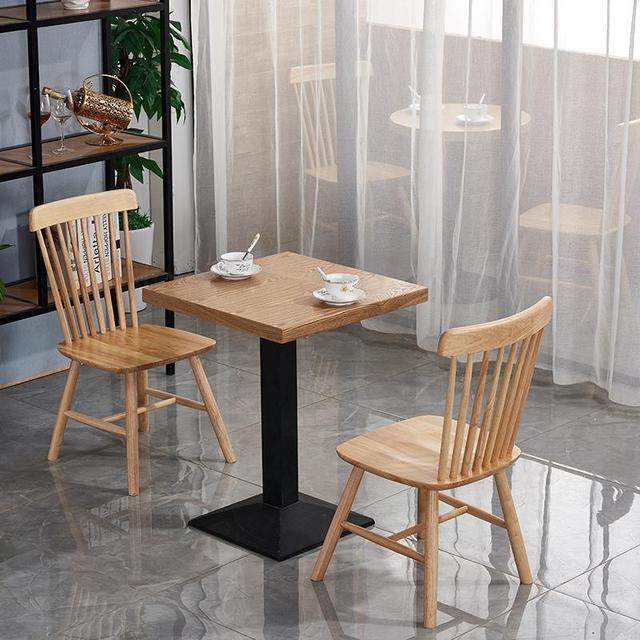 Windsor Cafe Dining Chair 3