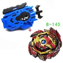 Takara Tomy все модели пусковые установки, бейблэйд бёрст B-150 B-149 B-145 B-127 игрушки GT Arena Металл Бог Fafnir Прядильный механизм лезвия игрушка