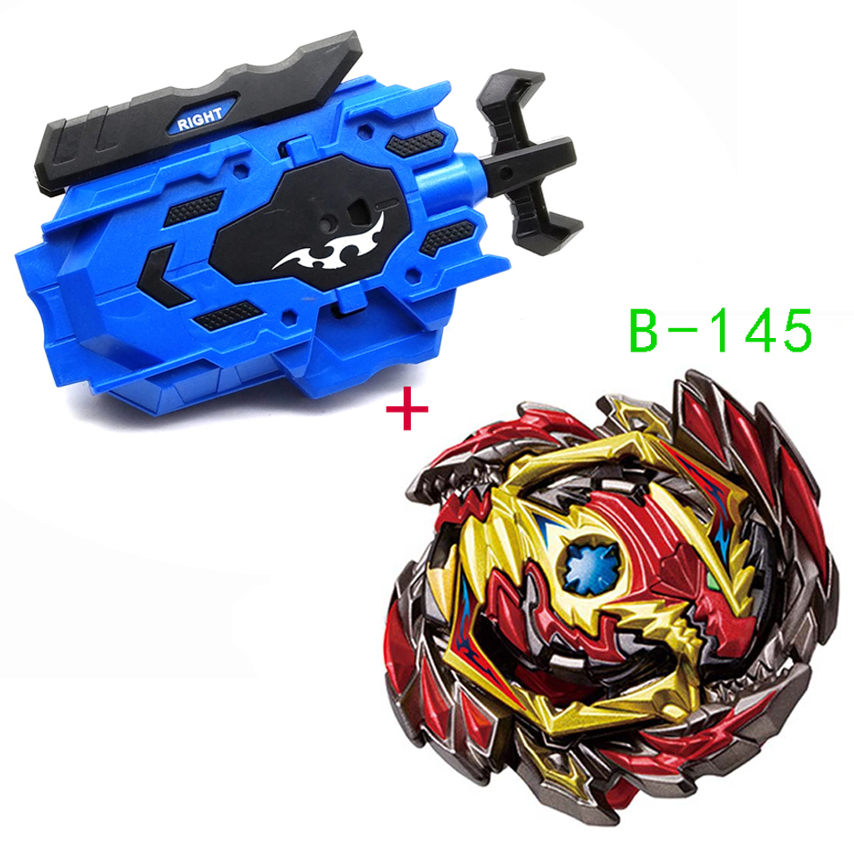 Takara Tomy All Models Launchers Beyblade Burst B-150 B-149 B-145 B-127 GT Toys Arena Metal God Fafnir Spinning Top  Blades Toy