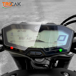2 Cluster Scratch Cluster Screen Protection Film Protector For Yamaha MT07 MT 07 MT-07 FZ07 FZ 07 FZ-07 2013-2015 2016 2017