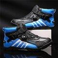 Neue Motorrad Stiefel Männer Atmungs Botas Moto Stiefel Hombre Motorrad Schuhe Motorrad Biker Reiten Stiefel Touring Ankle Schuhe #