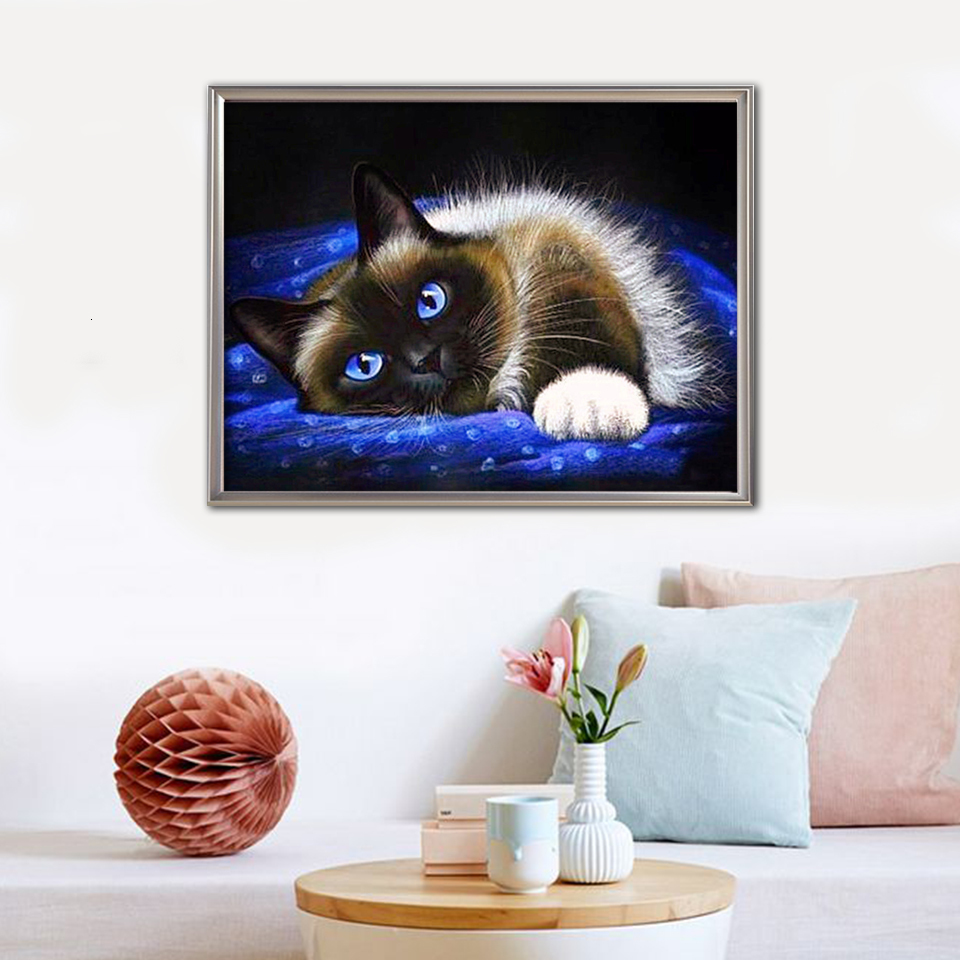 EverShine-Diamond-Painting-Cat-Diamond-Embroidery-Animals-Diamond-Mosaic-Pictures-Of-Rhinestones-Full-Square-Drill-Sale