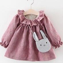 Dress Spring Princess-Dresses Infant Clothing Newborn Baby-Girl Melario for Kids Cartoon