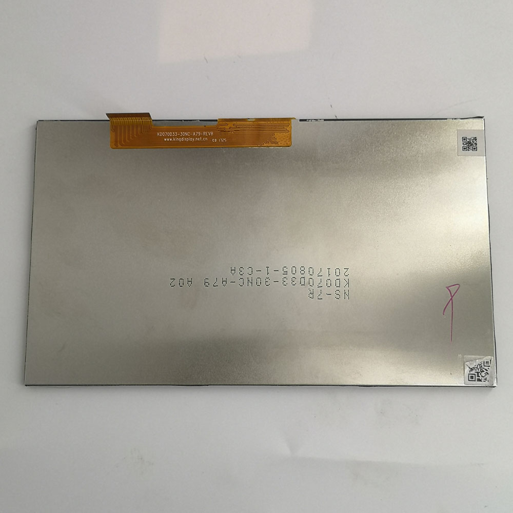 7 Inch LCD Display Screen Replacement Parts For ACER ICONIA ONE 7 B1-7A0_2Cbw_316T A7004 B1-7A02Cbw