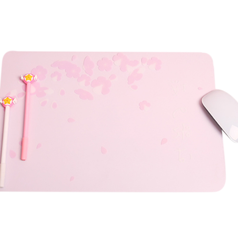 45 X 30Cm Non-Skid Cartoon Cute Large Mouse Pad Square Gaming Mousepad Keyboard Mat Mouse Pads For Laptop Computer