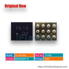20 ชิ้น/ล็อต Backlight Fix U1502 สำหรับ iPhone 6/6plus/6 plus Backlight IC ชิป U1580 12pins DY LM3534
