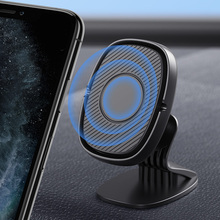 360 rotation automatically locking windshield mount car phone holder in car stand support for samsung iphone 3 styles 3 colors Magnetic Car Phone Holder For iPhone Samsung Huawei Magnetic Mount 360 Rotation Car Holder for Phone in Car Phone Holder Stand