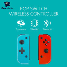 POWKIDDY Switch Game Controller S Left And Right Handles Private Mode USB Joystick Control Bluetooth Handle Somatosensory