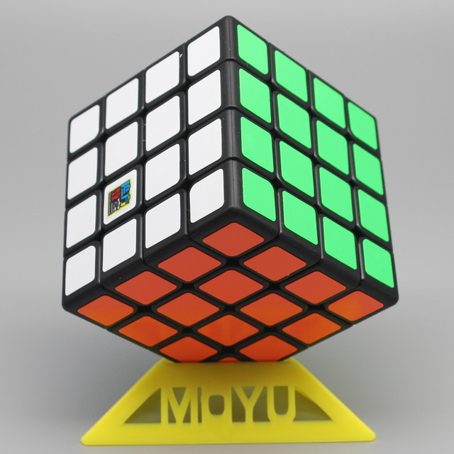 Moyu Meilong 4x4 Magic Cube 59mm Size Stickerless 4x4x4 Cubo Magico WCA Competition Learning&Educational Toys For Children 1