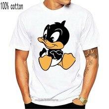 T-shirt bébé Daffy Duck 1 pour hommes (1)