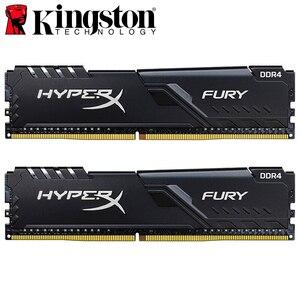 Kingston HyperX FURY ram memory DDR4 4GB 8GB 16GB 2400MHz 2666MHz 3000MHz 3200MHz RAM 4gb 8gb 16gb 1.2v - DDR4 288pin DIMM
