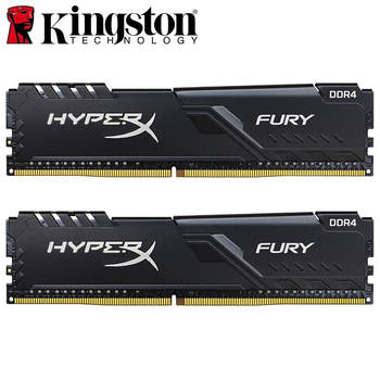 Kingston HyperX FURY Memory Black – 8GB Module – DDR4 2666MHz CL15 DIMM