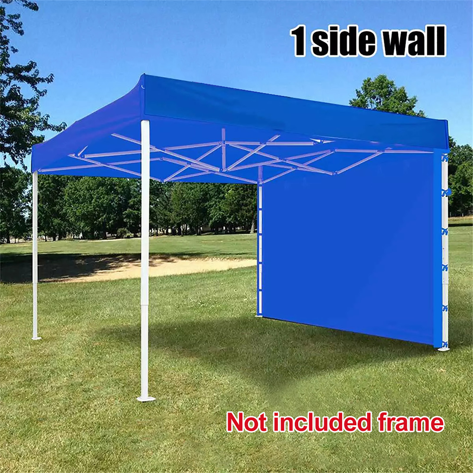 Folding Tent Top Canopy Replacement Cover Oxford Cloth Waterproof Rainproof Anti UV Sun Shelter Outdoor Sunshade Tents 33X20X6cm