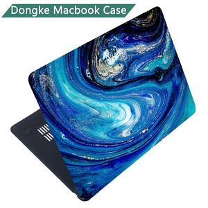 Image 5 - 4 w 1 zestaw marmuru skrzynka dla Apple MacBook Pro Air 13 15 16 cal dotykowy bar 2020 A2251 A2159 A1932 A1706 A1990 twarda okładka + bezpłatny prezent