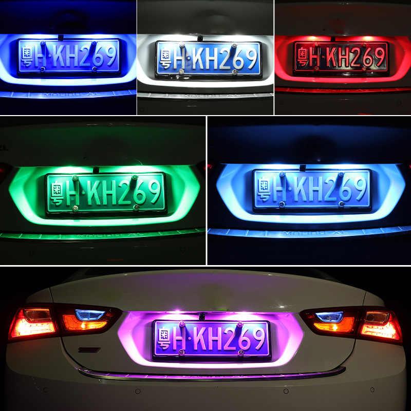 Lumière intérieure de voiture T10 W5W Led Canbus plaque d'immatriculation lumières pour Toyota Corolla Avensis Yaris Rav4 Auris Hilux Prius Camry Celica