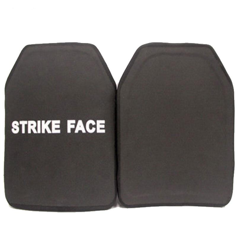 Bulletproof Plate Stable-proof Plate Three, Four, Five, Bulletproof Insert Board PE Ceramic Board Tactical Vest Built-in