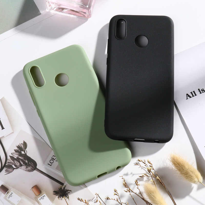Candy Case For Huawei Honor 10 Lite Case on Nova 3 3i Plus 2S 2i 4 5 5i P20 Pro P10 P30 8S P Smart Z Y9 Prime 2019 Case Silicone