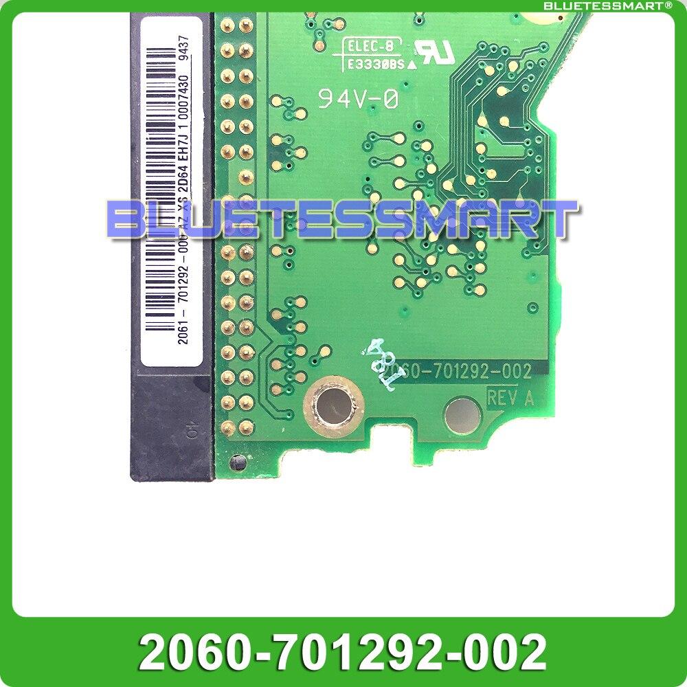 HDD PCB logic board 2060-701292-002 REV A for WD 3.5 IDE hard drive repair data recovery WD800BB WD800JB WD1600BB WD2500JB 3