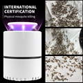 Mosquito Killer USB Electric Mosquito Killer Lamp Photocatalysis Mute Home LED Bug Zapper Insect Trap Radiationless Mosk Pro
