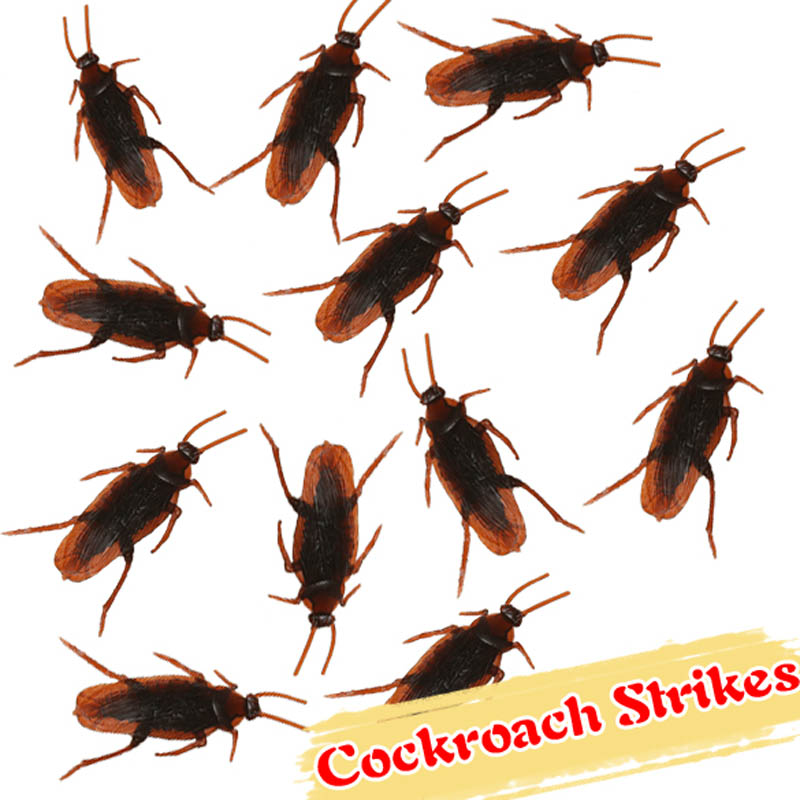 Shock Toys Simulation Cockroaches Prank Tricky Toy Xiaoqiang Magic Props High Quality