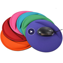 Ergonomic Soft Mouse Wrist Pad Educe The Soreness For Laptop Home Office Work Games To Relieve Pain Anti-friction Anti-washing