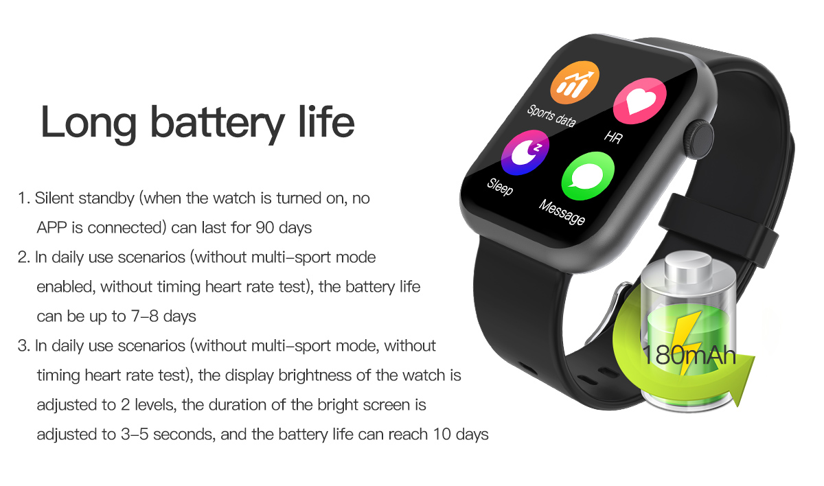 He100893bdccc44c5b9437ab567b7090eG COLMI P9 Smart Watch Men Woman Full Smartwatch Built-in game IP67 waterproof Heart Rate Sleep Monitor For iOS Android phone