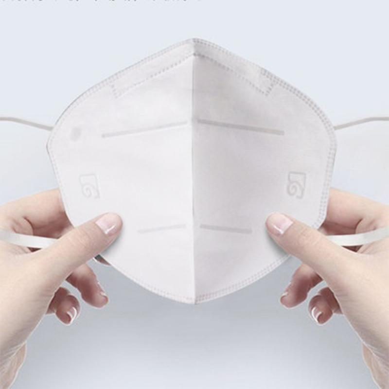 *50pcs PM2.5 N95 Face Mask Anti-dust Activated carbon FFP3 Mask Anti Dust Face Mask Proof KN95 Mask Unisex N95 mask Dropship