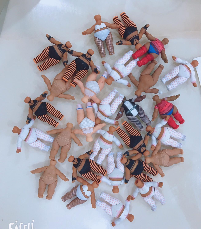 180.17руб. |Оригинальные куклы LOLs серии 5, новый стиль, детские куклы, тело 8 см, изменить цвет, большие сестры, девочки, детские игрушки, подарок|Куклы| |  - AliExpress