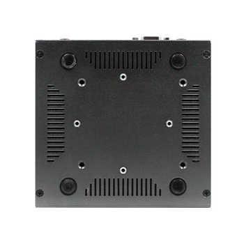 Chatreey J4 Fanless mini pc intel Quad core J3455 N4200 Dual Lan port HDMI VGA desktop computer windows7/10 linux thin client